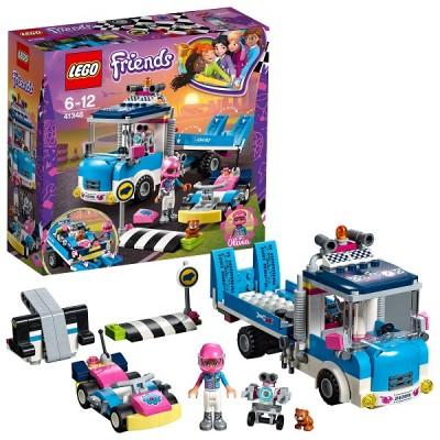 Конструктор Lego (Лего) Подружки 41348 Грузовик техобслуживания