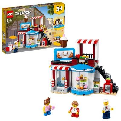 Конструктор Лего Криэйтор 31077 Конструктор Модульная сборка: приятные сюрпризы
