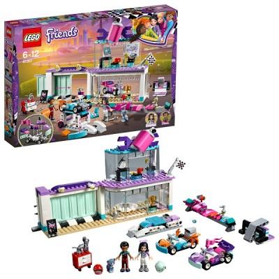 Конструктор Lego (Лего) Подружки 41351 Мастерская по тюнингу автомобилей