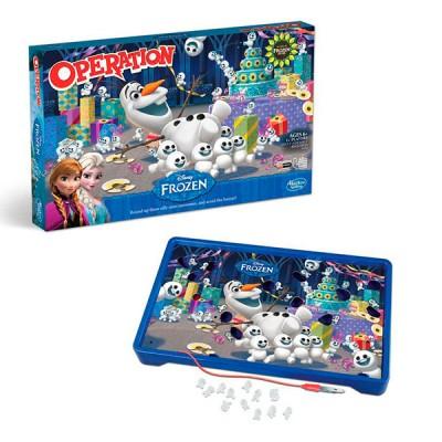 """Настольная игра Hasbro Other Games B4504 Операция """"Холодное сердце"""""""
