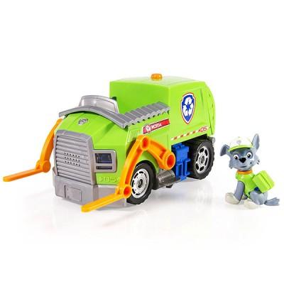 Paw Patrol 16704-g Щенячий патруль Машина-трансформер со звуком зеленая