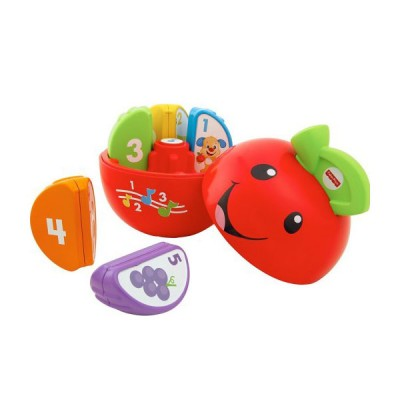 "Mattel Fisher-Price DYY40 Фишер Прайс Обучающая игрушка ""Яблочко"""