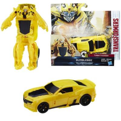 Hasbro Transformers C0884/C1311 Трансформеры 5: Уан-степ Бамблби