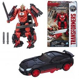 Hasbro Transformers C0887/C2400 Трансформеры 5: Делюкс Автобот Дрифт