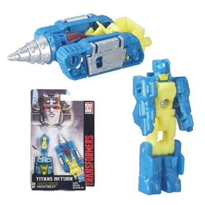 Hasbro Transformers B4697 Трансформеры Дженерэйшенс: Мастера Титанов (в ассортименте)