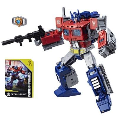 """Hasbro Transformers E0601/E1147 Трансформеры ДЖЕНЕРЕЙШНЗ ЛИДЕР """"Оптимус прайм"""""""