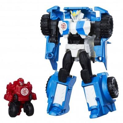 Hasbro Transformers C0653 Трансформеры роботы под прикрытием: Гирхэд-Комбайнер