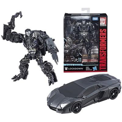 Hasbro Transformers E0701/E0747 Трансформер Коллекционный Автобот Локдаум 20 см