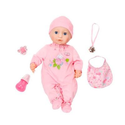 Zapf Creation Baby Annabell Бэби Аннабель Кукла многофункциональная, 43 см