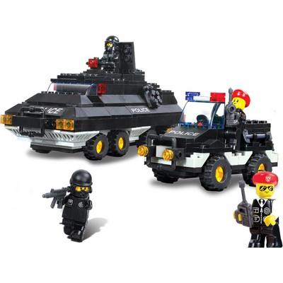 Конструктор  Военная полиция: Патруль  311 деталей