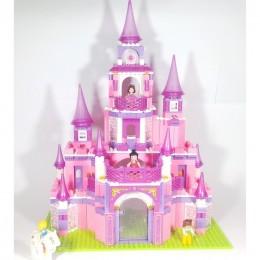 """Конструктор """"Розовая мечта"""" - Замок принцессы"""