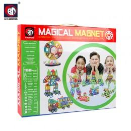 Магнитный конструктор Xinbida Magical Magnet (198 деталей)