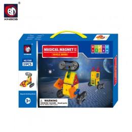 Магнитный конструктор Xinbida Magical Magnet Medium (49 деталей)