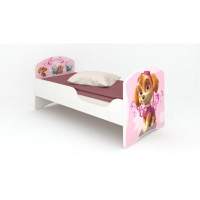 """Детская кровать CLASSIC """"Щенячий патруль"""" (без ящиков)"""