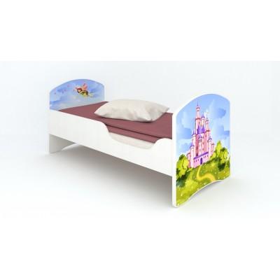 """Детская кровать CLASSIC """"Фея"""" (без ящиков)"""
