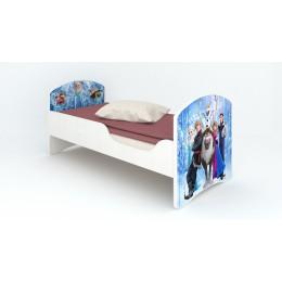 """Кровать CLASSIC """"Холодное сердце"""" (без ящиков)"""