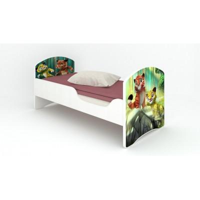 """Детская кровать Classic """"Лео и Тиг"""" (без ящиков)"""