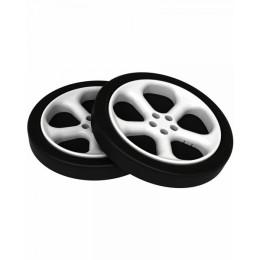 Комплект пластиковых накладных колес (2шт)
