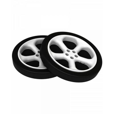 Комплект пластиковых накладных колес для кровати машинки (2шт)