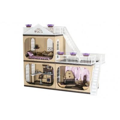 """Игрушечный дом-коттедж для кукол """"Коллекция"""""""