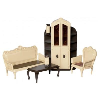 """Набор мебели для гостиной в кукольный домик """"Коллекция"""""""