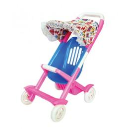 "Прогулочная коляска для куклы ""Лада"" (Огонек)"