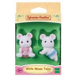 """Sylvanian Families набор """"Белые Мышата-двойняшки"""""""