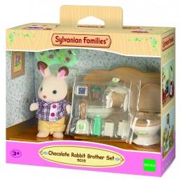 """Sylvanian Families набор """"Братик и туалетная комната"""""""
