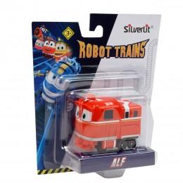 Паровозик Robot Trains Альф в блистере