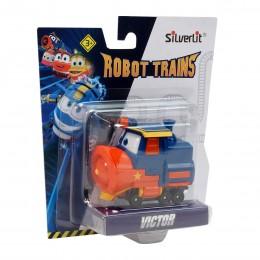 Паровозик Robot Trains Виктор в блистере