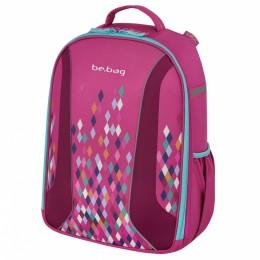 Рюкзак be.bag AIRGO Geometric, без наполнения