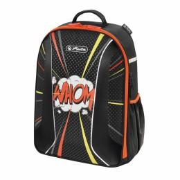 """Рюкзак be.bag AIRGO Comic """"Whom"""", без наполнения"""