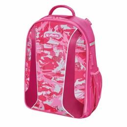 Рюкзак be.bag AIRGO Camouflage Girl, без наполнения