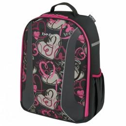 Рюкзак be.bag AIRGO Hearts, без наполнения