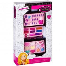 Eva Moda - Косметичка-чемодан, набор детской декоративной косметики Bondibon