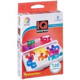 IQ-Колечки - логическая игра BONDIBON SMARTGAMES
