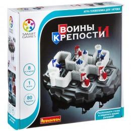 Воины и Крепости - логическая игра BONDIBON