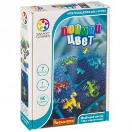Логическая игра Bondibon Smart Games Поймай цвет