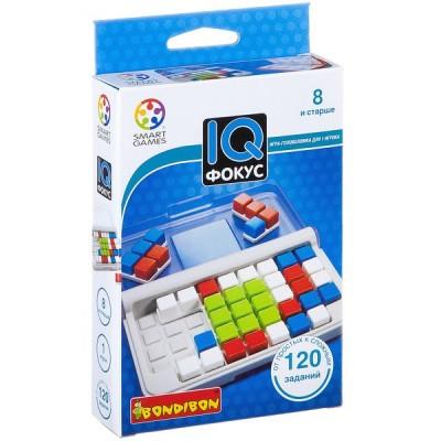 IQ-Фокус - Логическая развивающая игра BONDIBON