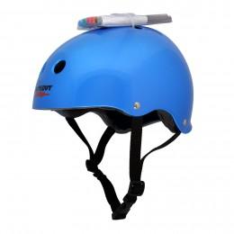 Шлем с фломастерами Wipeout M синий