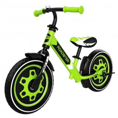 Беговел Small Rider Roadster 3 Classic AIR зеленый