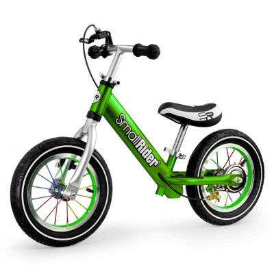 Беговел Small Rider Foot Racer 3 AIR зеленый