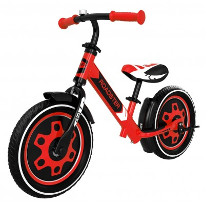 Беговел Small Rider Roadster 3 Classic AIR красный