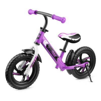 Беговел Small Rider Roadster 3 Classic EVA фиолетовый