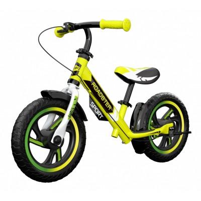 Беговел Small Rider Roadster 3 Sport EVA лайм