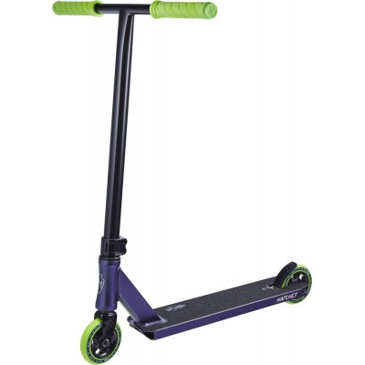 Самокат North Scooters Hatchet 2020 Space/Glow In The Dark
