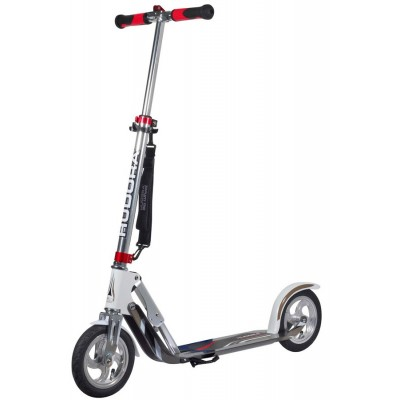 Самокат Hudora Big Wheel Air 205 белый