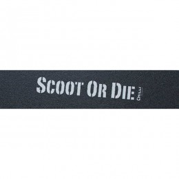 Шкурка для трюкового самоката Chilli Scoot or Die