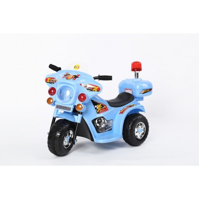 """Детский электромотоцикл """"MOTO 998"""" Blue (Голубой)"""