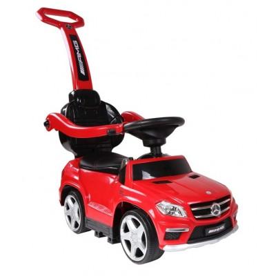 """Толокар, машина-каталка """"Mercedes-Benz GL63"""" Red"""